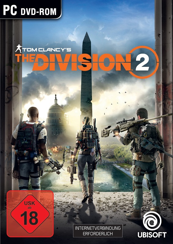Tom Clancy's - The Division 2 PC Bild