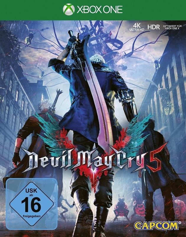 Devil May Cry 5 XBox One Bild