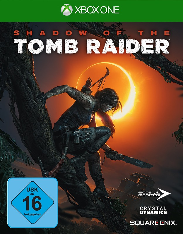 Shadow of the Tomb Raider XBox One Bild