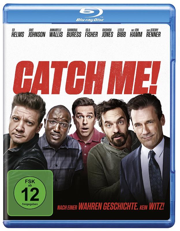 Catch Me! Blu-ray Bild