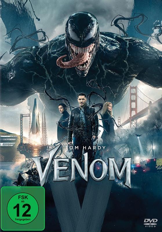 Venom DVD Bild
