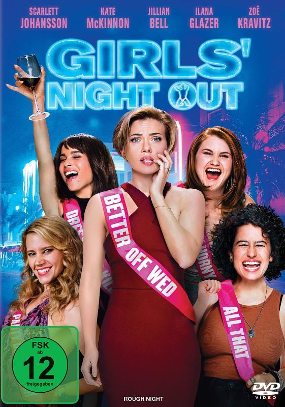 Girls Night Out DVD Bild