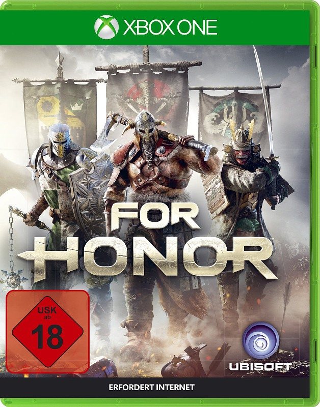 For Honor XBox One Bild