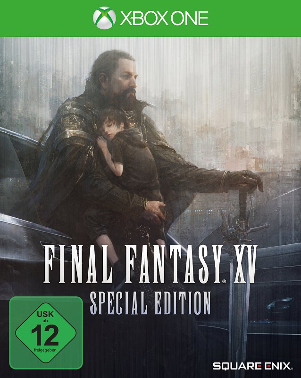 Final Fantasy XV (Steelbook Edition) XBox One Bild