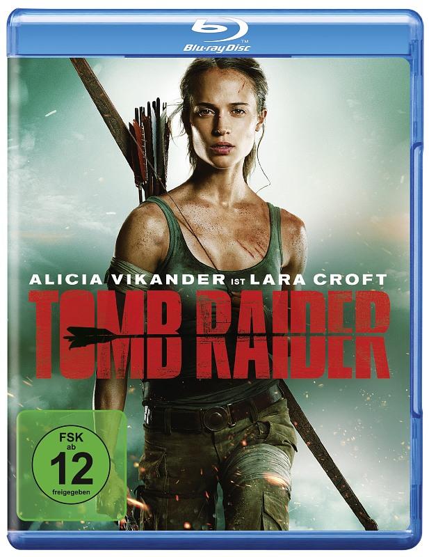 Tomb Raider Blu-ray Bild
