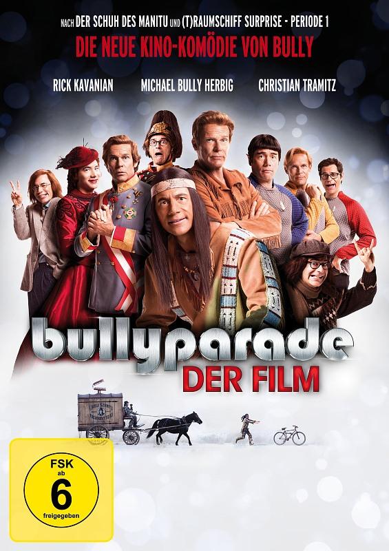 Bullyparade - Der Film DVD Bild