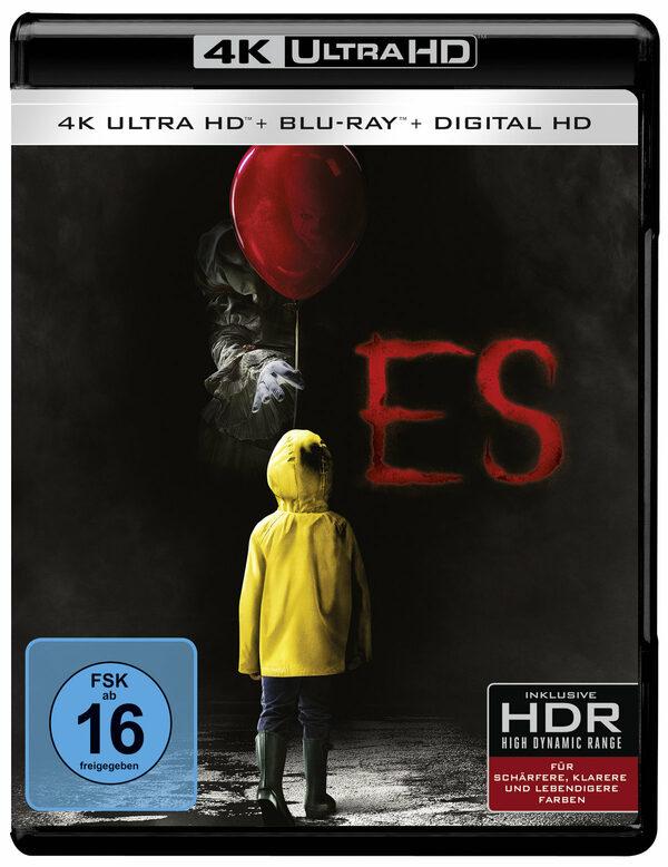 Es  (+ BR) Blu-ray Bild