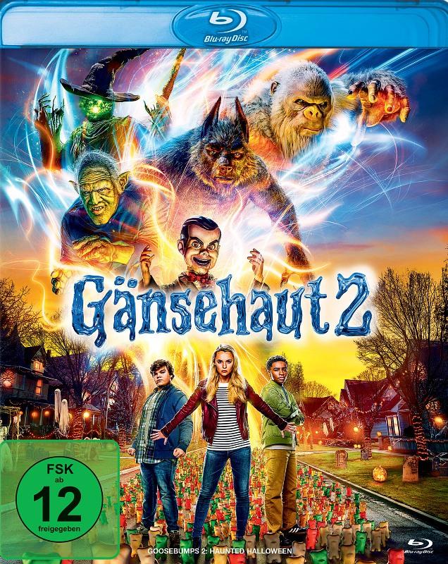 Gänsehaut 2 Blu-ray Bild