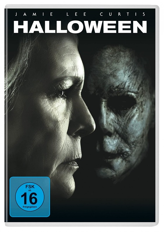 Halloween DVD Bild