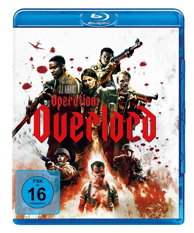 Operation: Overlord Blu-ray Bild
