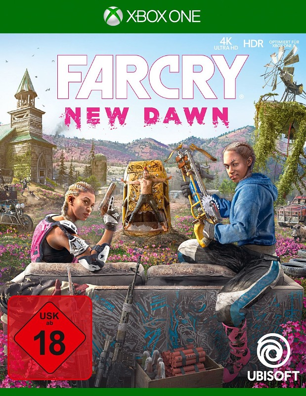 Far Cry New Dawn XBox One Bild