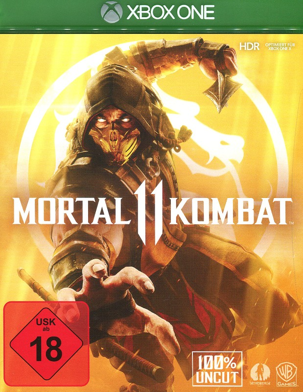 Mortal Kombat 11 XBox One Bild