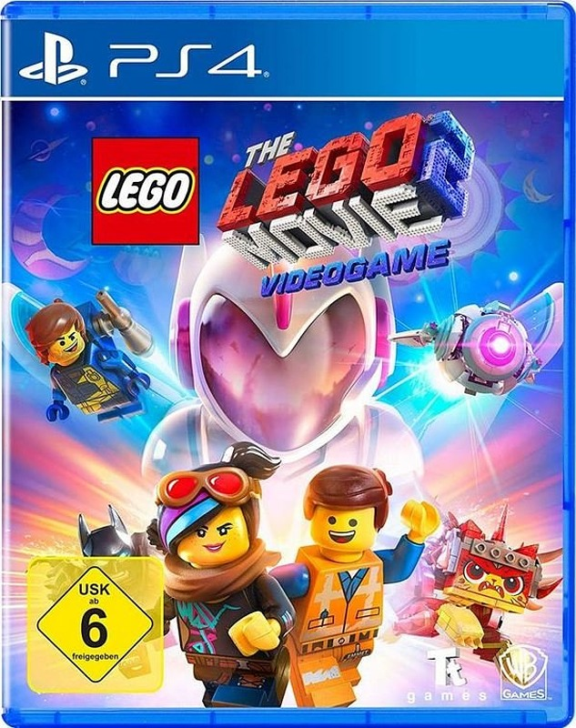 LEGO - The LEGO Movie 2 Videogame Playstation 4 Bild