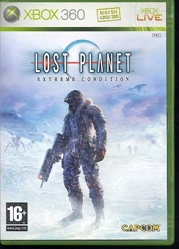 Lost Planet - Extreme Condition UK XBox 360 Bild