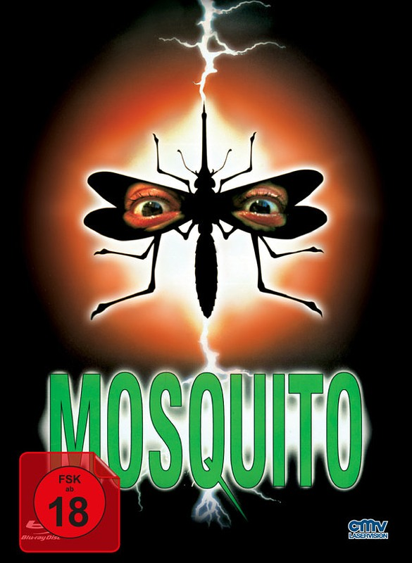 Mosquito - Uncut/Mediabook  [LE] (+ DVD      ) Blu-ray Bild