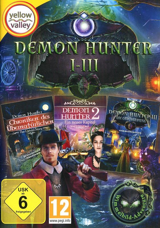 Demon Hunter 1-3 PC Bild