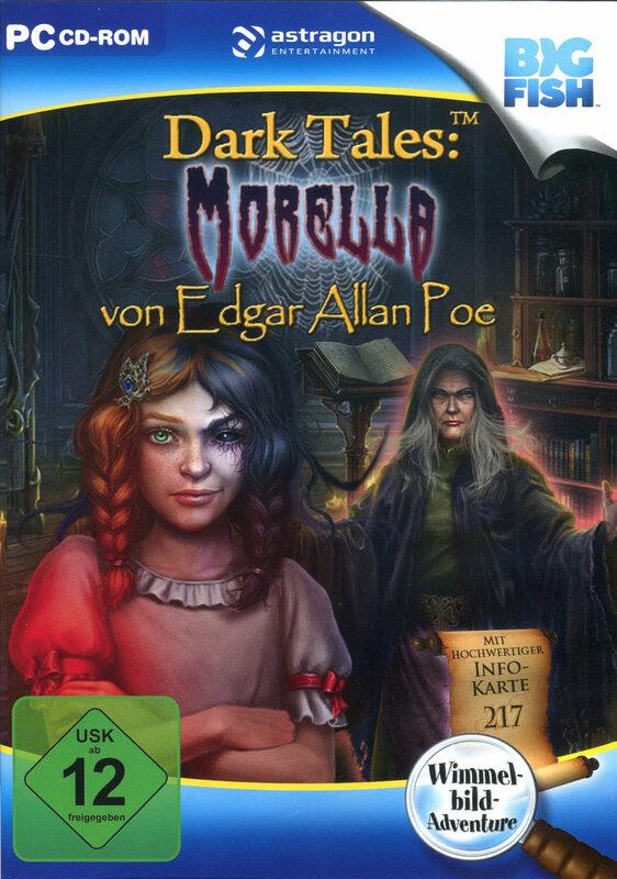 Dark Tales: Morella von Edgar Allan Poe PC Bild