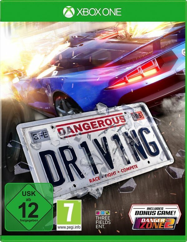Dangerous Driving XBox One Bild