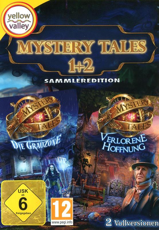 Mystery Tales 1+2 PC Bild