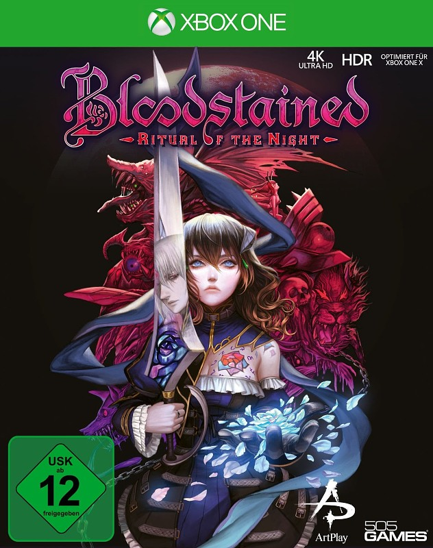 Bloodstained - Ritual of the Night XBox One Bild