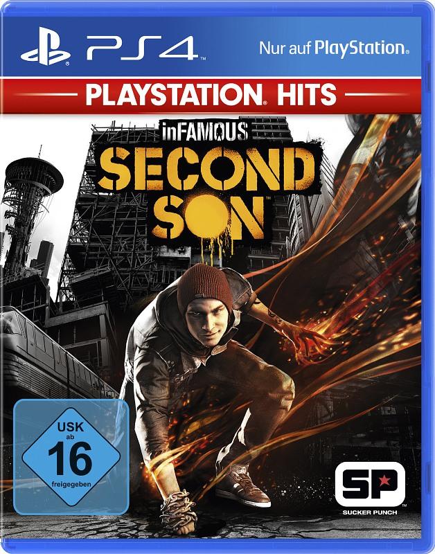 Infamous: Second Son Playstation 4 Bild