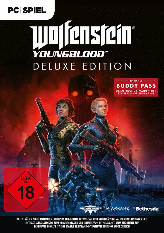 Wolfenstein: Youngblood (Deluxe Edition) PC Bild