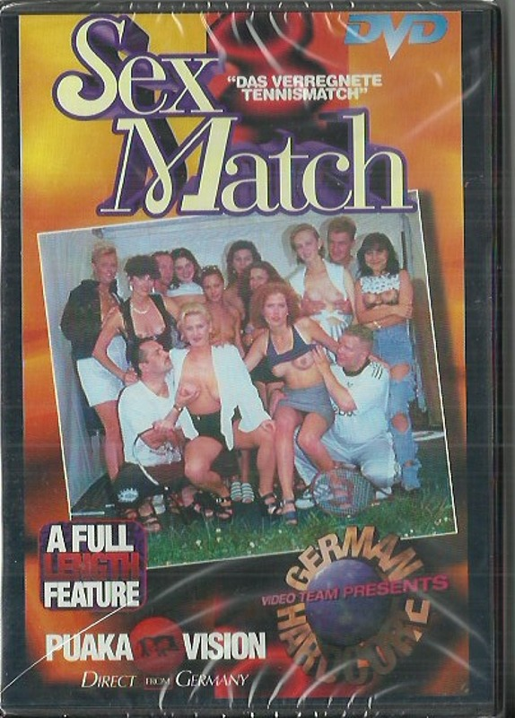 Sex Match - Das verregnete Tennismatch DVD Bild