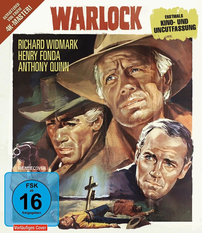 Warlock Film Deutsch