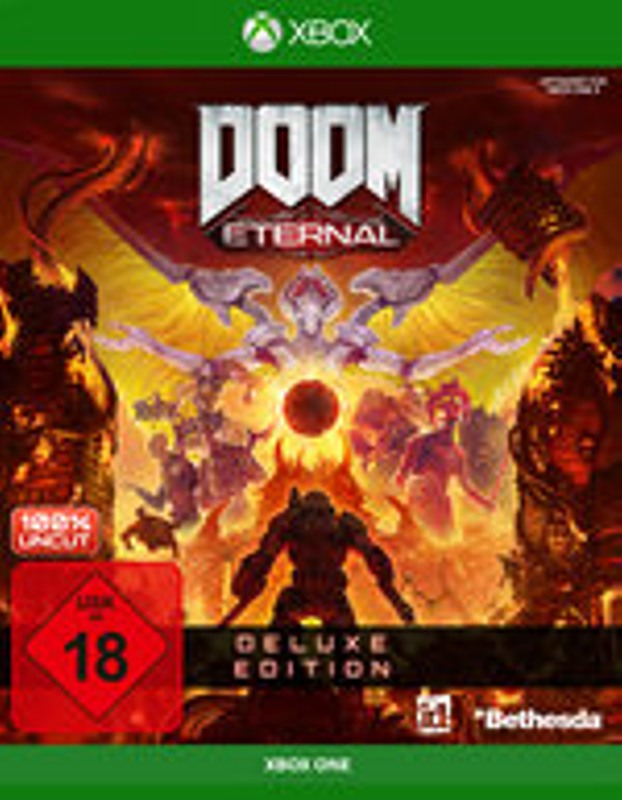 DOOM Eternal (Deluxe Edition) XBox One Bild
