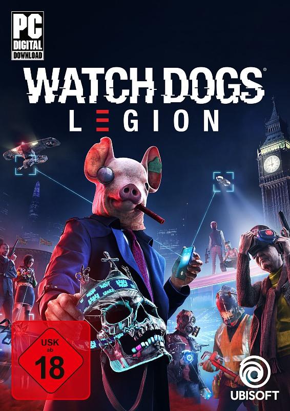 Watch Dogs Legion PC Bild