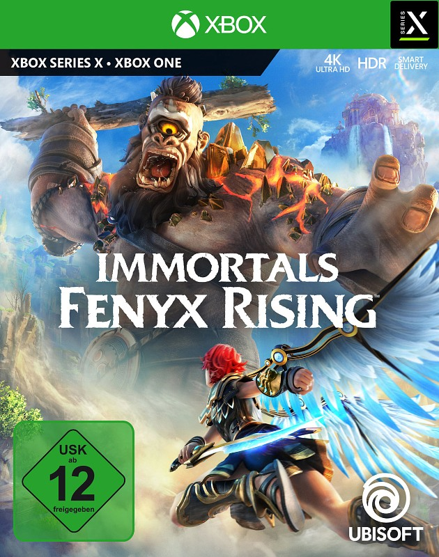 Immortals: Fenyx Rising XBox One Bild