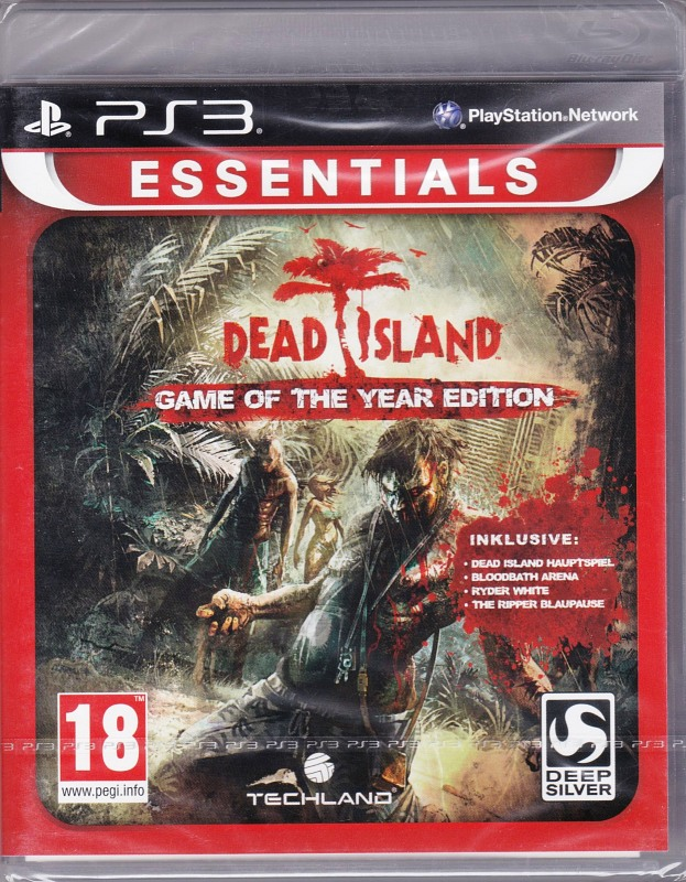 Dead Island - Game of the Yer Edition PS3 Bild