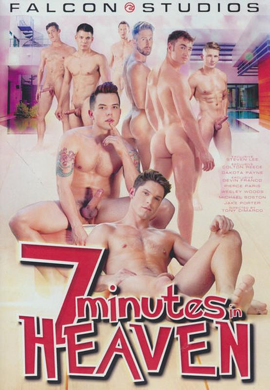7 Minutes In Heaven Gay DVD Bild