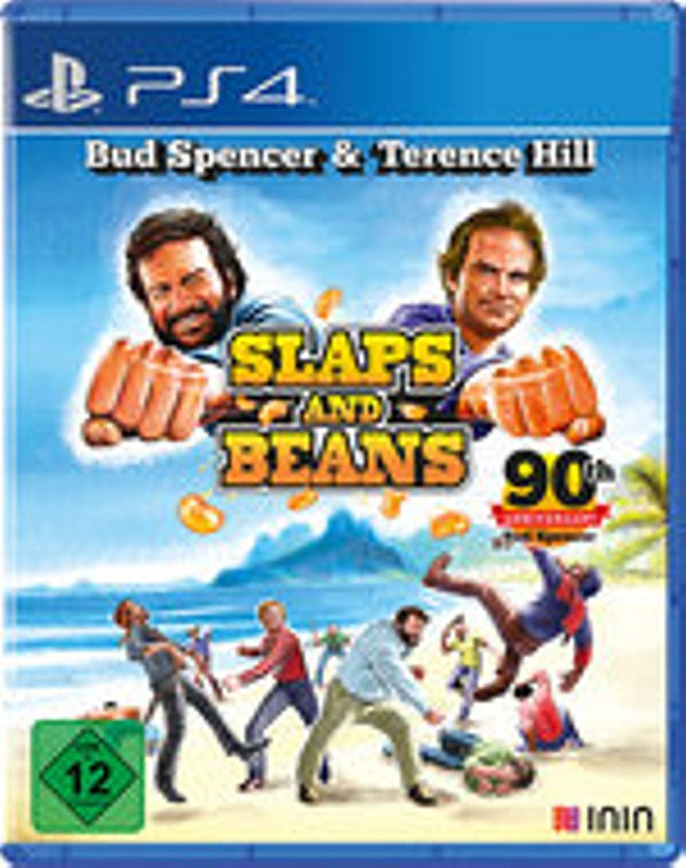 Bud Spencer & Terence Hill - Slaps and Beans Playstation 4 Bild