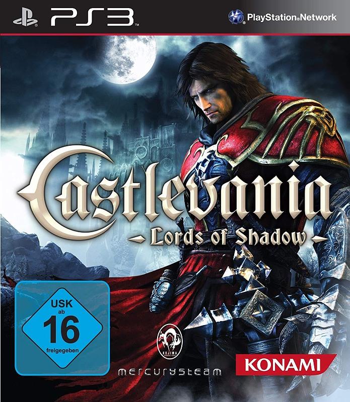 Castlevania: Lords of Shadow PS3 Bild