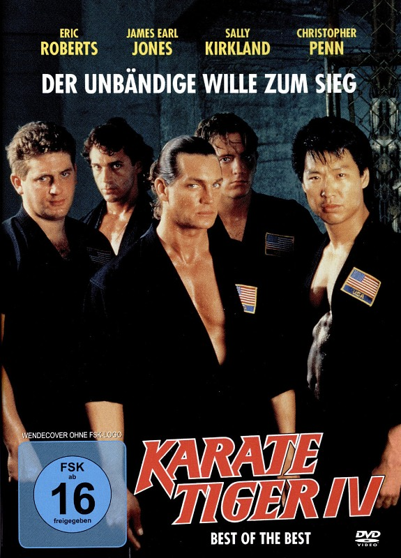 Karate Tiger 4 Best Of The Best