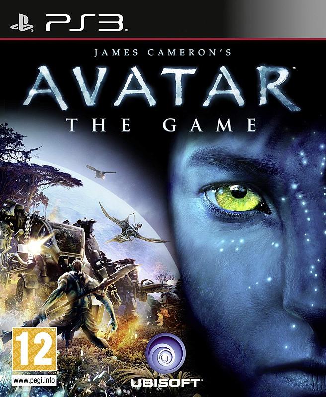 James Cameron's Avatar: The Game UK PS3 Bild