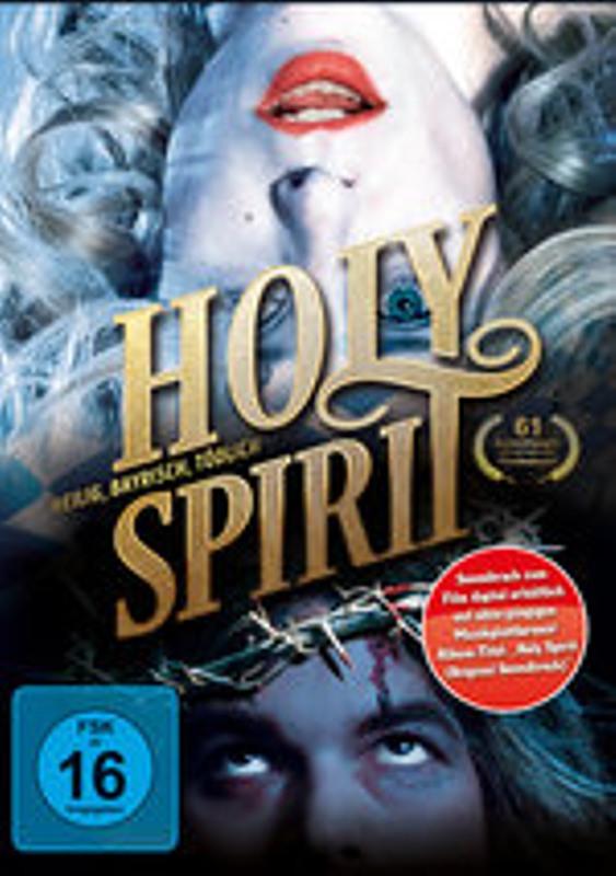 Holy Spirit DVD Bild