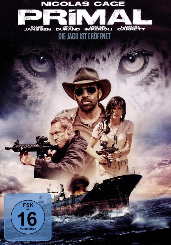 Primal - Die Jagd ist eröffnet DVD Bild