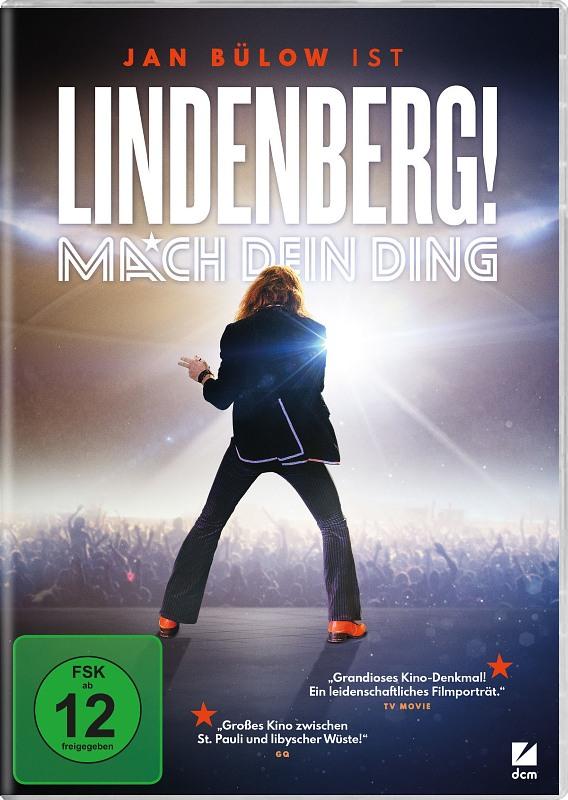Lindenberg! Mach dein Ding DVD Bild