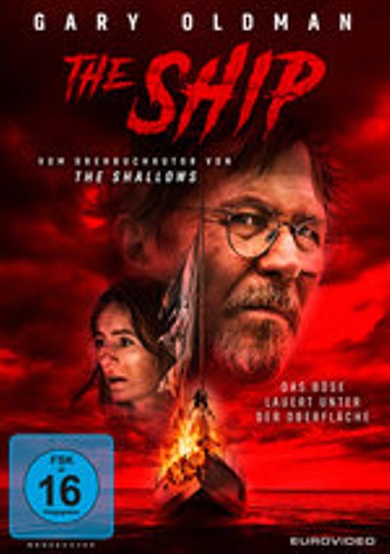 The Ship - Das Böse lauert unter der Oberfläche DVD Bild