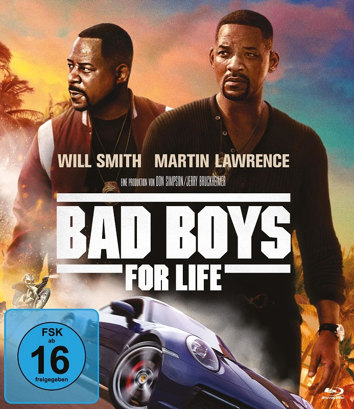 Bad Boys for Life Blu-ray Bild