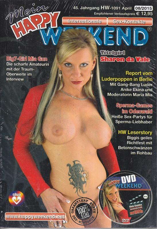 Happy Weekend 1091 DVD-Magazin Bild