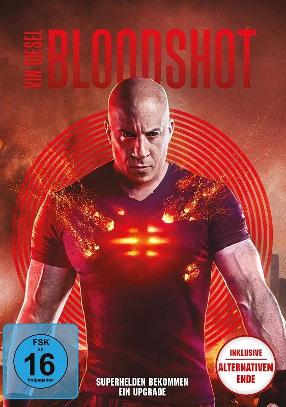 Bloodshot DVD Bild