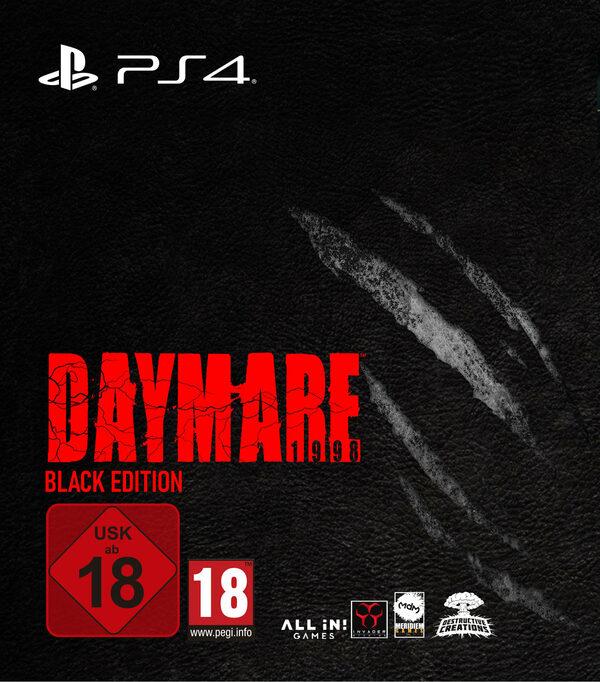 Daymare: 1998 - Black Edition Playstation 4 Bild