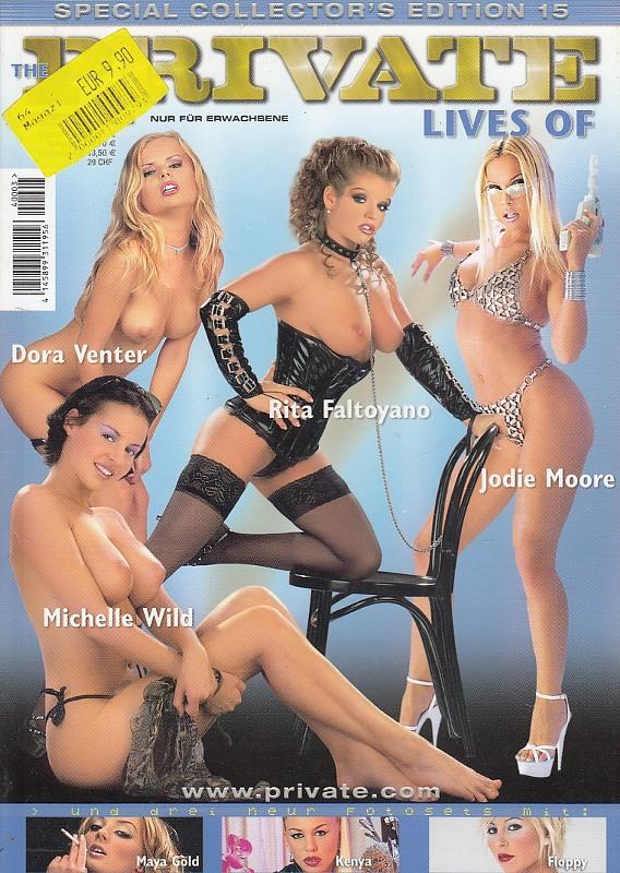 The Private Lives of Collectors Edition 15 Magazin Bild