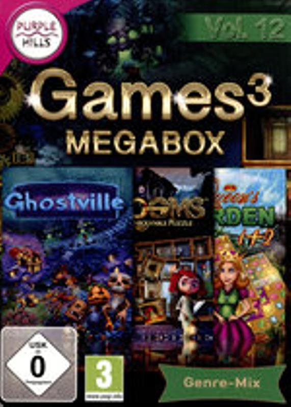 Games3 MegaBox Vol.12 PC Bild