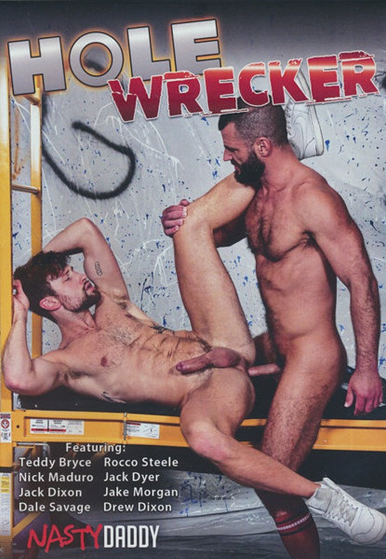 Hole Wrecker Gay DVD Bild