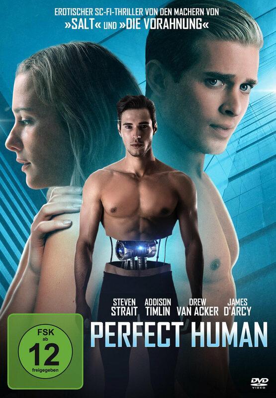 Perfect Human DVD Bild