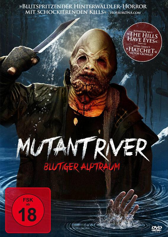 Mutant River - Blutiger Alptraum DVD Bild